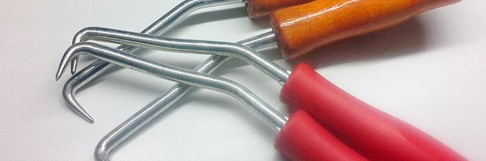 Крючок для вязания проволоки 65